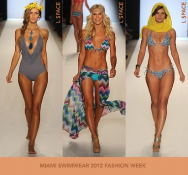 Miami Swim Fashion Week 2012: Accessories wrap-up