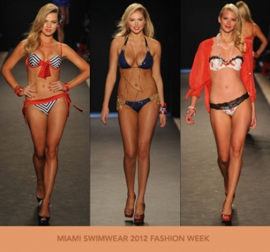 Miami Swim Fashion Week 2012: Beach Bunny Swimwear