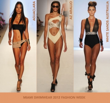 Miami Swim Fashion Week 2012: Swimwear wrap-up