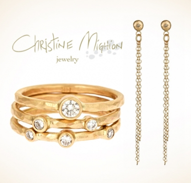 Christine Mighion talks about her 'Eternity Collection'