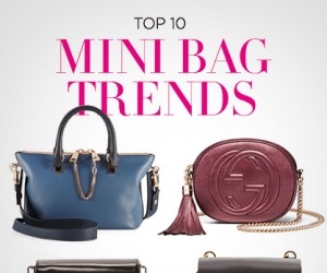 10 Favorite Mini Handbags