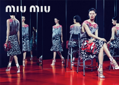 Miu Miu goes online with new store