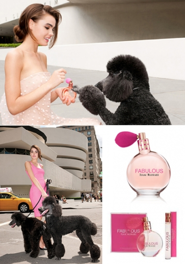 Isaac Mizrahi Unveils His New Fabulous Scent