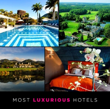 LUX Travel: Most luxurious hotels in the world