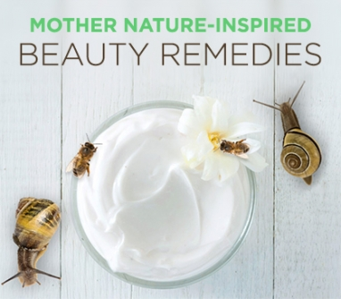 LUX Beauty: Mother Nature-Inspired Beauty Remedies