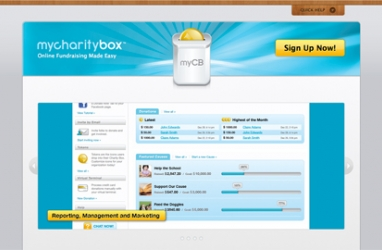 MyCharityBox makes online giving easy