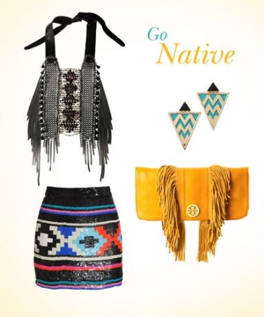 Lux Look: Go Native