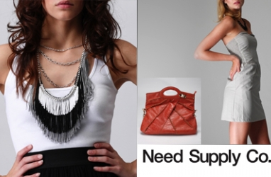 LUX Style File: Eclectic Mix for Men & Women at Need Supply Co.