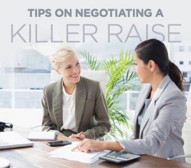 11 Ways to Negotiate a Killer Raise
