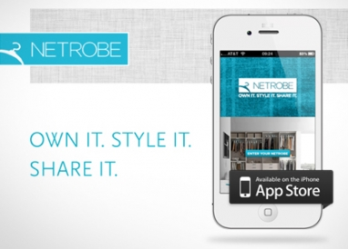 Netrobe iPhone app: The easiest way to manage your clothes