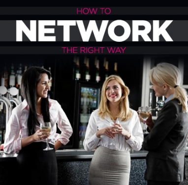 Learn How to Network The Right Way