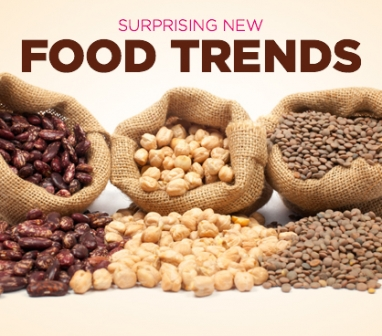6 Surprising Food Trends