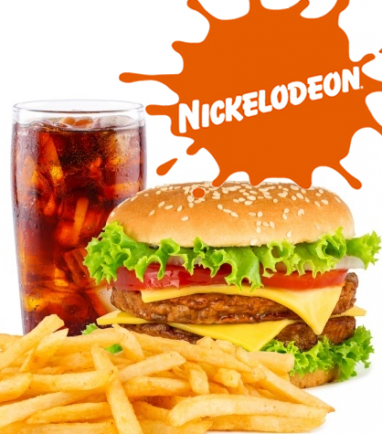 Nickelodeon Declines to Dump Junk Food Advertising
