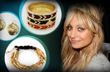 Forward Glimpse:  Nicole Richie's Completely New Spring Line