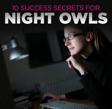 How Night Owls Can Be a Success