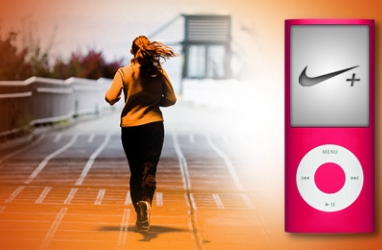 Health Challenge:  Be a Part of the Nike+ Experiment
