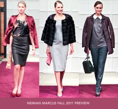 Neiman Marcus Fall 2011 Trend Preview