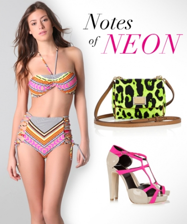 LUX Style: Notes of Neon