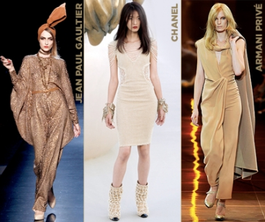 Paris Couture 2010: Hues of Nude