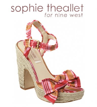 Sophie Theallet and Giles Deacon to design for Nine West