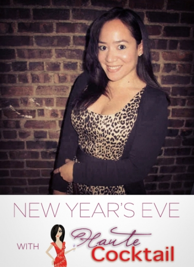Blogger Spotlight: Haute Cocktail Shares her New Year's Eve Plans, Tips and Traditions