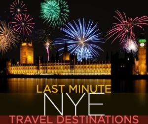 5 Last Minute NYE Travel Destinations