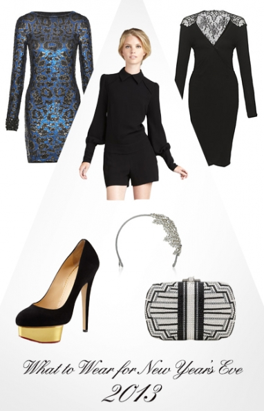 LUX Style: What to Wear New Year's Eve