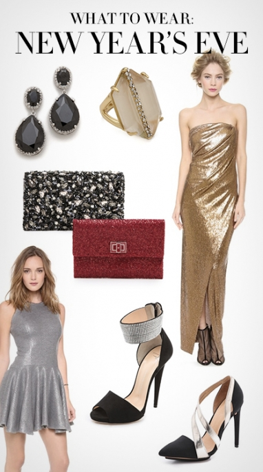 LUX Style: What to Wear: New Year's Eve