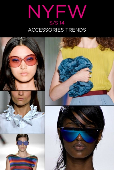 NYFW S/S 14: Trends in Accessories