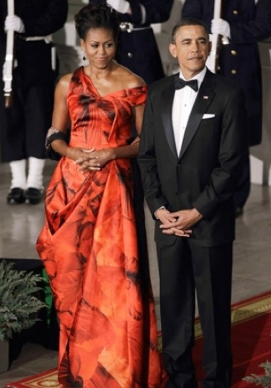 Oscar de la Renta to Michelle Obama: Wear American