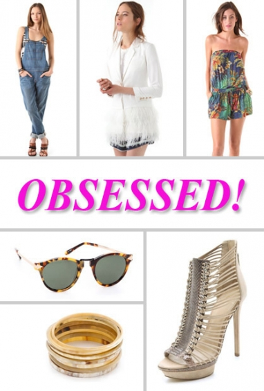 LadyLUX Staffers: Current Obsessions