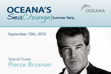 Oceana to celebrate SeaChange Summer Party