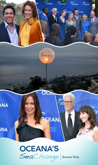 Oceana's 2013 SeaChange Summer Party