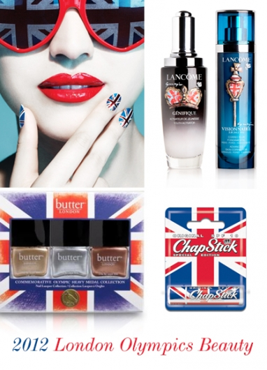 LUX Beauty: 2012 London Olympic-Inspired Beauty Products