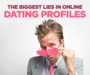 8 Biggest Lies Told in Online Dating Profiles