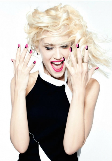Gwen Stefani and OPI Releasing Nail Polish Collection