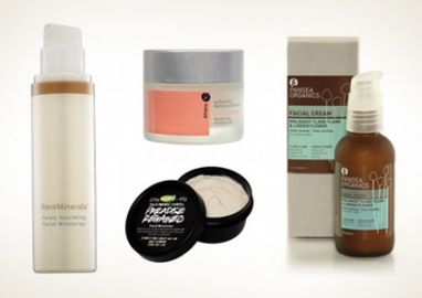 Hydrate your face: Natural moisturizers