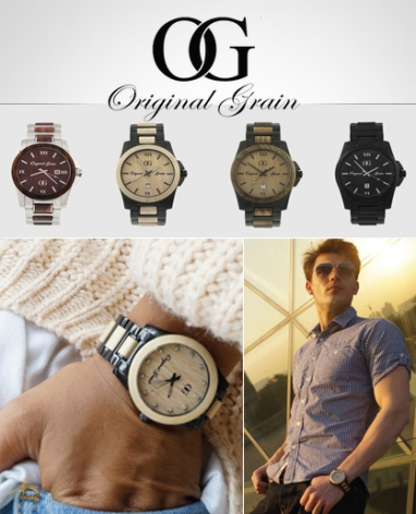 Original Grain: More Than Just  a Watch Collection