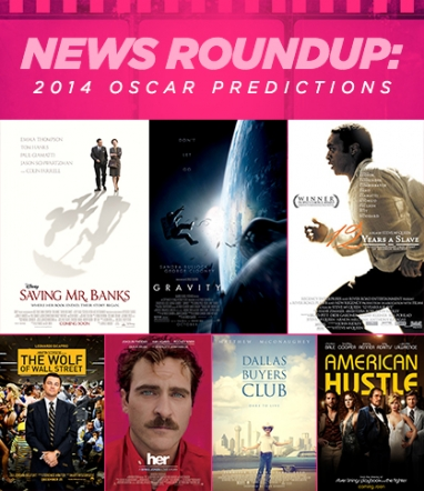 The Week In Review: Oscar Predictions