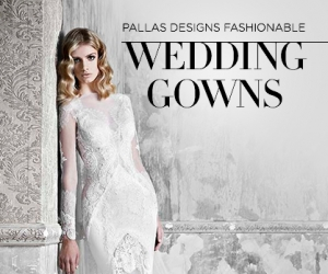 Pallas Couture: Beautiful Bridal Fashion