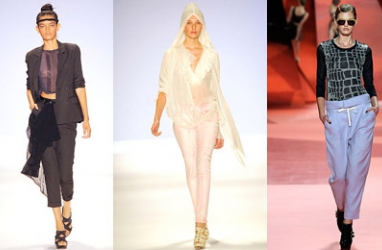 Spring 2010 Ready-to-Wear: Pants
