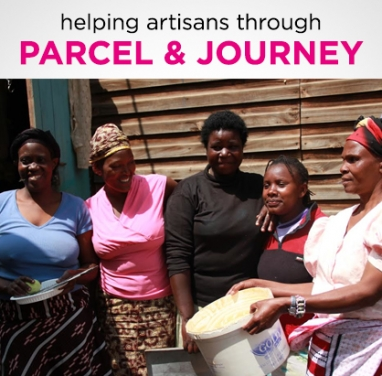 Helping Artisans through Parcel & Journey