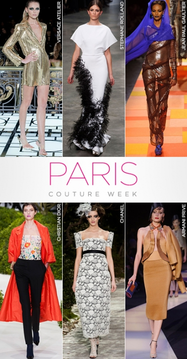 Paris Couture Week: Trends and Styles from the Runway