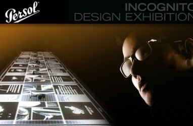 """Incognito Design Exhibition"" from Persol Eyewear Becomes Art"