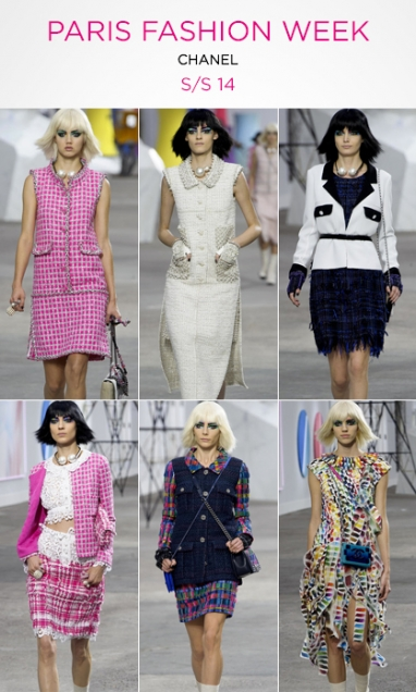 PFW S/S 14: CHANEL