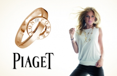 Radar: Sienna Miller is the new face of Piaget
