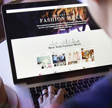 Pinterest Unveils Its New Fashion Week Hub