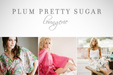 Plum Pretty Sugar Loungerie: Look good and feel good at once