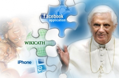 The Vatican Launches Pope2you.net