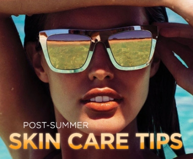 LUX Beauty: 5 Post-Summer Skin Care Tips
